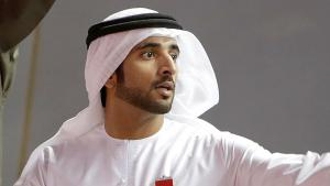 Dubai′s Crown Prince, Hamdan bin Mohammed bin Rashid Al Maktoum (photo: Getty Images/AFP/M. Naamani)