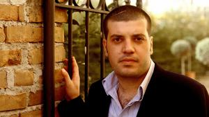Palestinian-Israeli author Sayed Kashua (photo: picture-alliance/Leemage)