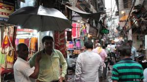 Ramadan ends, when the monsoon starts: Old Delhi continues to be the heart of the Indian capital. The predominantly Muslim neighbourhood used to be the imperial city of the Mughal rulers of India. During the month of fasting, life here starts at sunset