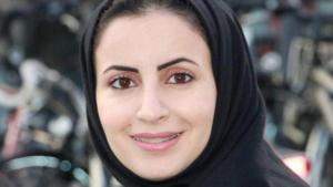 Saudi author Alhanoof Aldegheishem (photo: private)