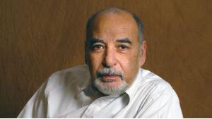 The Moroccan writer Tahar Ben Jelloun (photo: AFP)