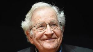The American linguist, philosopher and activist Noam Chomsky (photo: dpa)