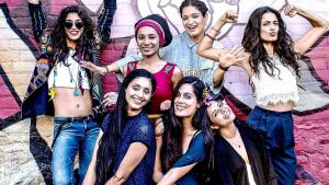 """""""Angry Indian Goddesses"""" still (source: YouTube)"""