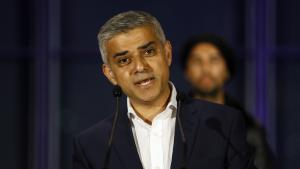 Mayor of London Sadiq Khan (photo: picture-alliance/AP Photo/K. Wigglesworth)