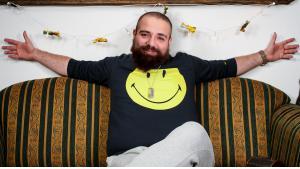 Firas Alshater, Syrian film-maker (photo: Wikipedia)