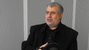 Shia theologian and philosopher Hasan Yousefi Eshkevari (photo: DW)