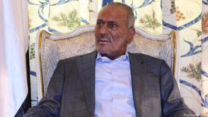 Yemen′s former president, Ali Abdullah Saleh (photo: picture-alliance/dpa)