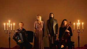 "Trygve Seim Ensemble plays ""Rumi Songs"" (photo: Knut Bry)"