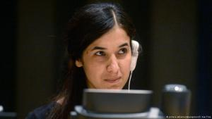 Nadia Murad (photo: picture-alliance/abacapress)