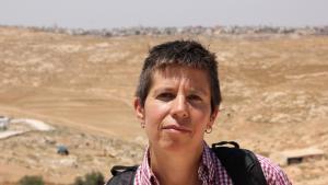 Sarit Michaeli, B′Tselem spokeswoman (photo: Sarit Michaeli)