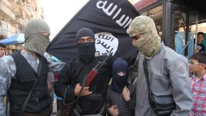 IS child soldiers (photo: picture-alliance/ZUMA Press/Medyan Dairieh)