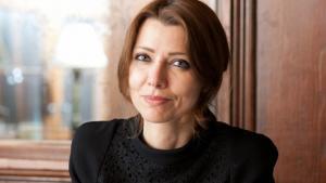 Turkish author Elif Shafak (photo: dpa)