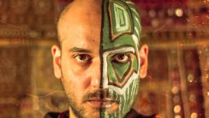 Musician Tamer Abu Ghazaleh (source: www.tamer.ag)