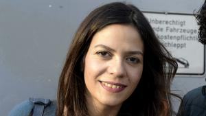 Syrian author Dima Wannous (photo: picture-alliance/Geisler-Fotopress/O. Kern)