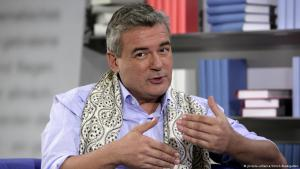 German-Bulgarian author Ilja Trojanow (photo: picture-alliance)