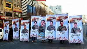 Afghan soldiers fighting for Iran, casualties of the Syrian conflict