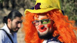 Anas al-Basha, the last clown in Aleppo, is dead (source: AP)