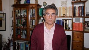 Iranian author Abbas Maroufi (photo: Volker Kaminski)