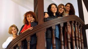 Arab authors who have sought refuge in Germany