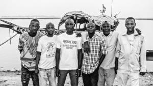 Malian band Alkibar Jr.