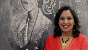 Mozn Hassan, director of the Cairo-based NGO Nazra for Feminist Studies and Right Livelihood Award winner (photo: private)