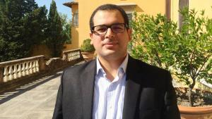 Tunisian political scientist Hamza Meddeb (photo: Hamza Meddeb)