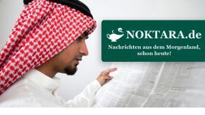 """Symbolbild """"Noktara - Nachrichten aus dem Morgenland, schon heute!""""; Quelle: noktara.de"""