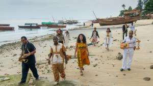 The Nile Project (photo: Peter Stanley)