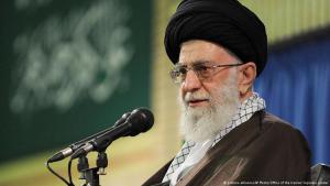 Iran's Supreme Leader Ali Ayatollah Khamenei (photo: picture-alliance/AP Photo/Office of the Iranian Supreme Leader)