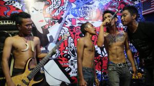 ″Street Punk! Banda Aceh″ (source: mariabakkalapulo.com)