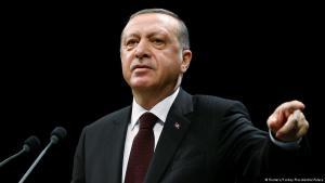 Turkish President Recep Tayyip Erdogan (photo: Reuters/Turkey Presidential Palace)