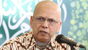South African Muslim theologian Farid Esack (photo: dpa)