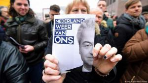Wilders supporters in the Dutch town of Spijkenisse (photo: AFP/Getty Images)