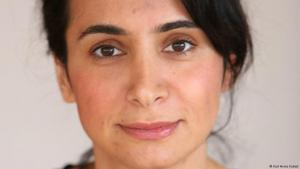 German-Turkish journalist Cigdem Akyol (photo: Karl-Heinz Kuball)
