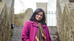 Islamic Studies professor Mona Siddiqui (photo: private)