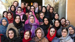 The Medica Afghanistan team (source: medicamondiale.org)