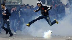 Protesters on Tahrir Square in Cairo (photo: AFP/Getty Images)