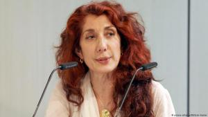 French-Turkish sociologist Nilufer Gole (photo: picture-alliance/ZB/Esch-Kenkel)