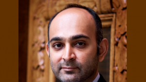 British Pakistani novelist Mohsin Hamid (photo: Laurent Denimal)