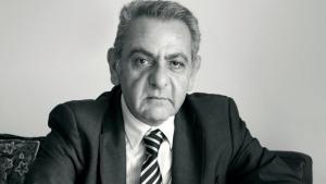 Lebanese journalist Hazem Saghieh (source: H. Saghieh, photo: C. Charafeddine)