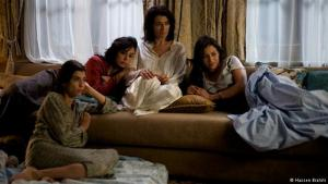 """'Rock the Casbah': filmmaker Laila Marrakchi became famous in Morocco with her 2005 work """"Marock,"""" which depicted a controversial romantic relationship between a Muslim and a Jew. In the French-Moroccan drama """"Rock the Casbah"""" (2013), a three-day mourning period after a father's death allows estranged sisters and a mother to deal with conflict issues and uncover secrets within their family"""