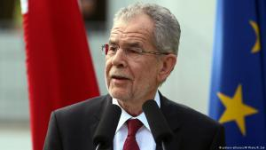 Austrian President Alexander Van der Bellen (photo: picture-alliance/AP)