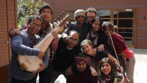 The Dosti Music Project (source: Found Sound Nation)