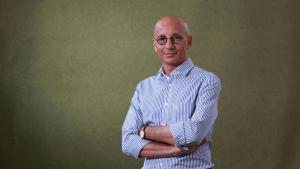 Der ägyptische Historiker Khaled Fahmy; Quelle: khaledfahmy.org