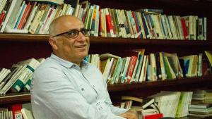 British Pakistani Tariq Mehmood (photo: Changiz M. Varzi)