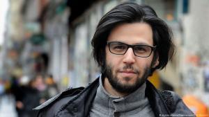 German Turkish author Deniz Utlu