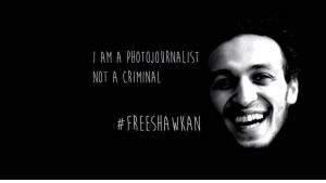 #FreeShawkan campaign (source: Twitter)