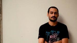 Mazen Kerbaj (photo: Stewart Mostofsky)