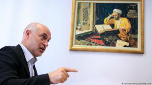 Professor Ednan Aslan, professor for Islamic religious education theory at the Faculty of Philosophy and Educational Sciences at the University of Vienna (photo: dpa/picture-alliance)