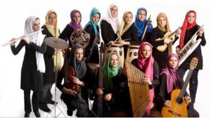 Officially female bands may now perform, albeit only in front of all-female audiences (source: ISNA)
